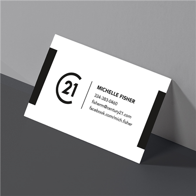 Minimalist Logo Business Card