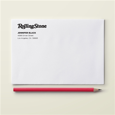 "6"" x 9"" Envelope - Address & Logo"