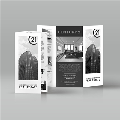 Commercial Real Estate Brochures