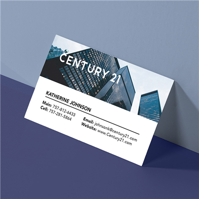 Cityscape Business Card