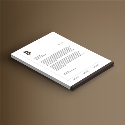 Intersection Letterhead